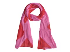 Tie Dye Wrap Pink