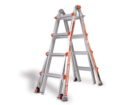 Little Giant Alta One Extension Ladders Woot