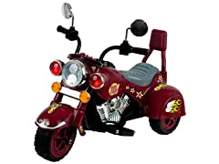 Maroon - Road Warrior Motorcycle