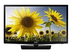 """Samsung 23.6"""" LED-backlit HDTV Monitor"""