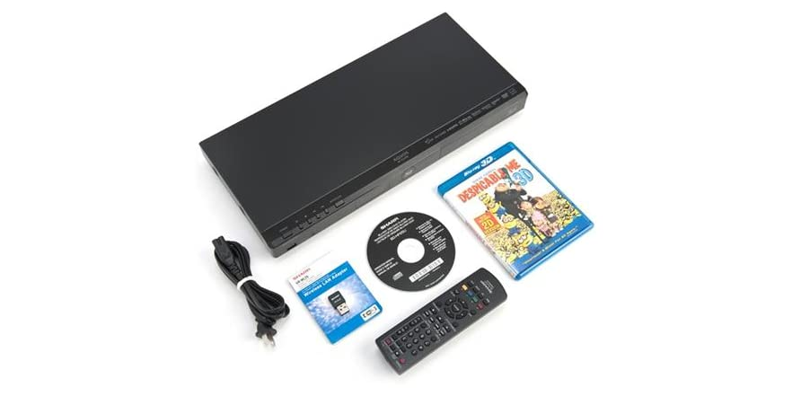 Sharp 3d blu-ray player : Best restaurants hudson