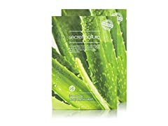 Aloe Mask Facial Sheet Mask - Twin Pack