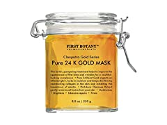 The BEST 24 K Gold Facial Mask 8.8 oz -