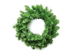 "Nottingham Pine 24"" Wreath"