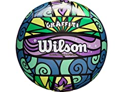 Wilson Graffiti Volleyball