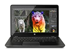 HP ZBook 14-G2 Intel i5 512GB Workstation