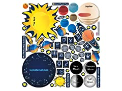 Peel, Play & Learn Solar System