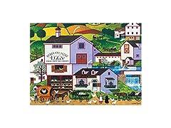 Virginias Nest Jigsaw Puzzle