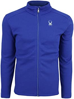 Spyder Men's Full-Zip Waffle Knit or Chain Knit Jacket (various)