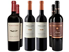 Washington State Mixed Cabernet Sauvignon (6)