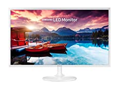 "Samsung 4699080 SF351 LED White 31.5"" FHD"