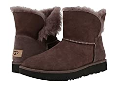 UGG Women's Classic Cuff Mini Winter Boot