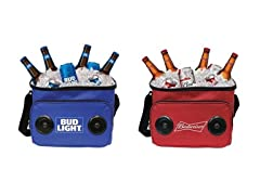Bluetooth Cooler Speaker