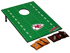 Kansas City Chiefs Tailgate Toss Game