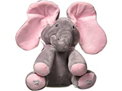 Emily Elephant Animated Plush Singing Elephant