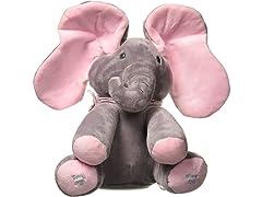 Emily Elephant Animated Plush Singing Elephant