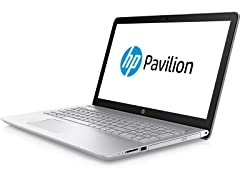"HP Pavilion 15"" AMD A10 1TB Touch Notebook"