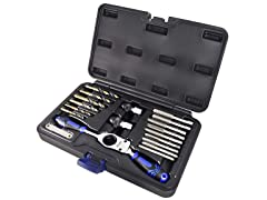 Automotive Drill & Tap Set - SAE