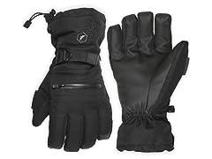 Tough Outdoors Double Black Gloves