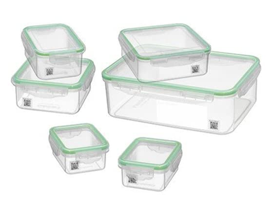Cuisinart 12 Pc Smart Track Food Storage