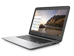 "HP 14"" Intel Dual-Core Chromebook 16GB"