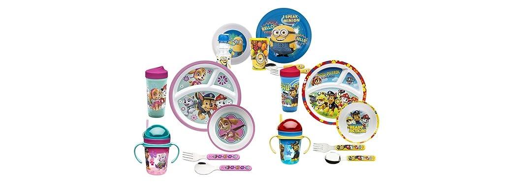 Zak Designs Mealtime Sets - Your Choice!