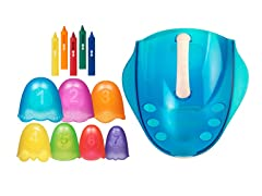 Bath Toy Scoop Set