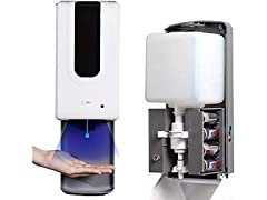 SOL STRONG Automatic Hand Soap Dispenser