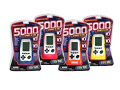 Pocket Arcade 5000 Games in 1