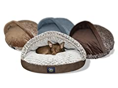 "Serta 20"" or 25"" Canopy Pet Bed"