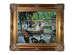Renoir - La Grenouillere (The Frog Pond)