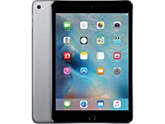 "Apple 7.9"" iPad Mini 4 16GB WiFi"