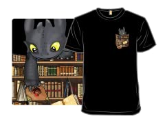 Book Toothless In Pocket