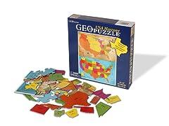 GeoPuzzle- US History
