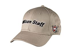 Wilson TOUR L/XL Hat - Khaki