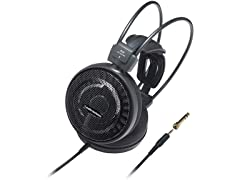 Audio Technica ATH-AD700X Headphones - Black