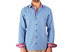 Lucky Luciano Waldo Slim Fit Casual Shirt