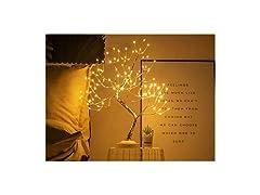 Bonsai Tree Light Voice Control