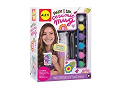 ALEX Toys Craft Paint and Sip Mug