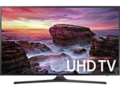 "Samsung 65"" 4K Ultra HD Smart LED TV (2017 Model)"
