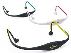 e8089f9f9df IJOY LOGO Wraparound Bluetooth Headsets