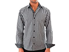 Lucky Luciano Upton Slim Fit Casual Shirt