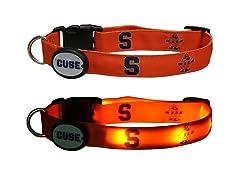 Syracuse University LED Collar - Large