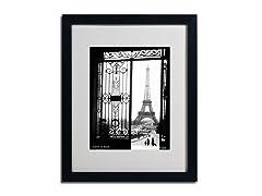 Sally Gall Views of Paris Framed Art
