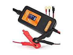 JETHAX 12V 4A Smart Car Battery Charger