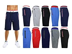 Mens 3PK Assorted Lounge Shorts