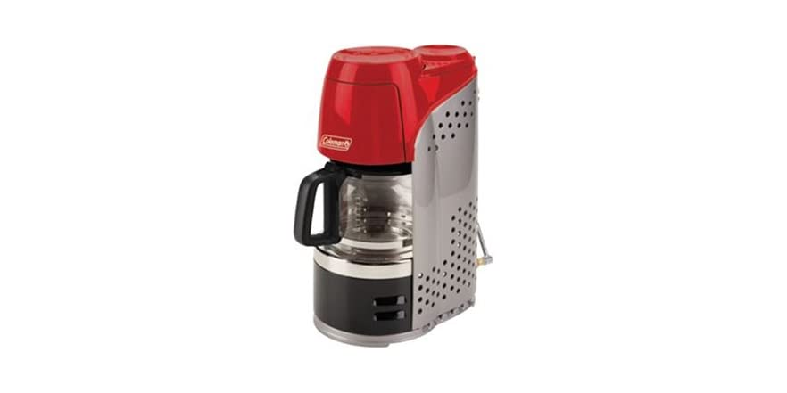 4 Cup Coffee Maker Portable : Coleman Portable Instastart Coffee Maker