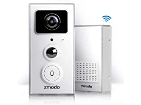Zmodo Greet Smart HD Video Doorbell w/ Chime