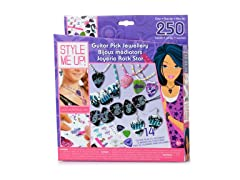 Style Me Up - Guitar Pick Jewelry Kit