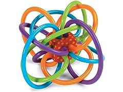 Manhattan Toy Winkel Rattle Teether Toy